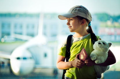 Complicated Rules for Children Travelling