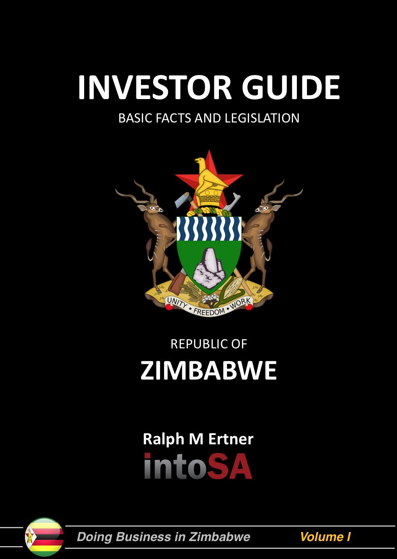 Into SA Zimbabwe - Doing Business in Zimbabwe
