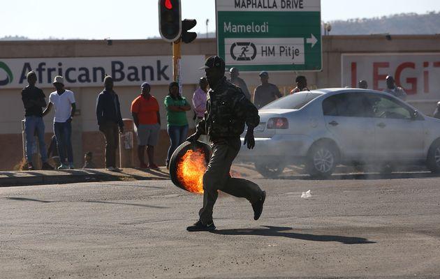 Tshwane is Burning in June 2016