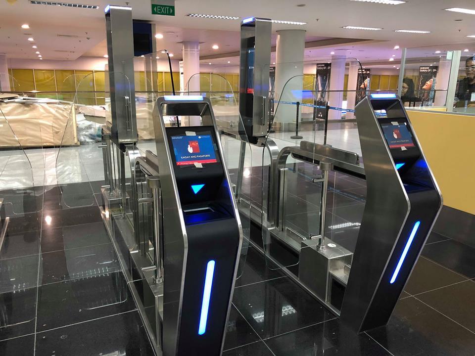 E-Gates at SA Airports