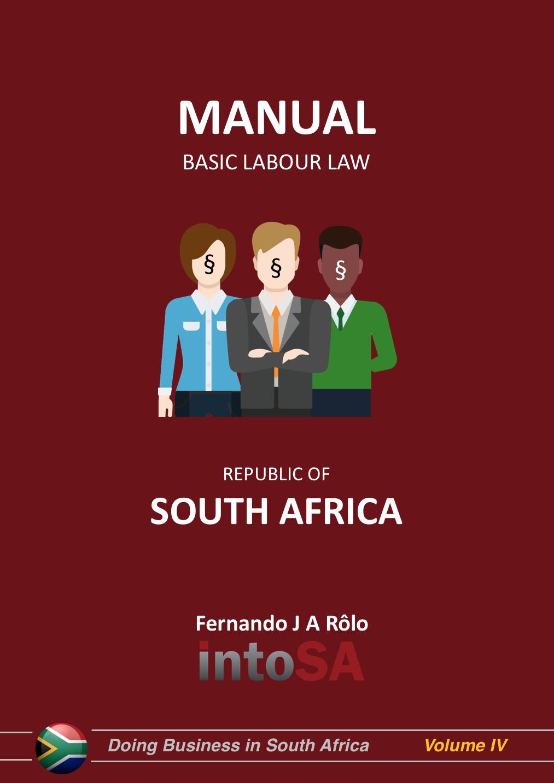 Into SA Labour Law Manual