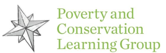Poverty and Conservation Learning Group