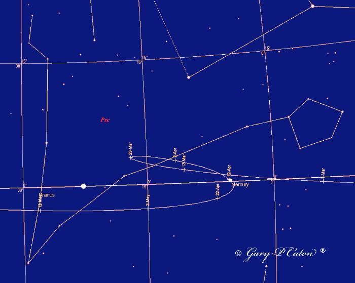 Venus shining as Morning Star, May 16 2017