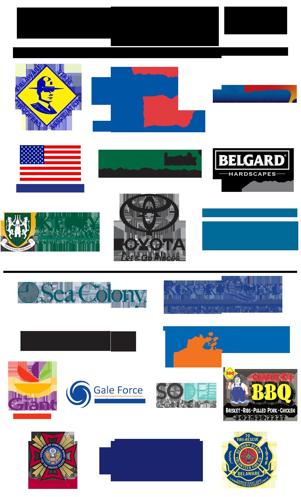 2015 SEAs Sponsors