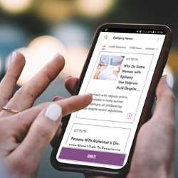 CURE Epilepsy Research App