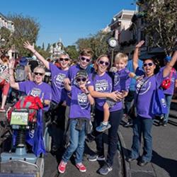 Epilepsy Awareness Day at Disneyland