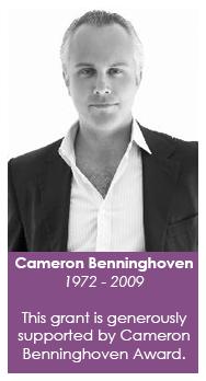 Cameron Benninghoven