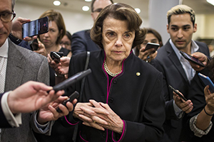 Where's the Investigation into Senator Feinstein's Chinese Spy?