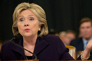 Hillary's Benghazi Hearing and Public Trust