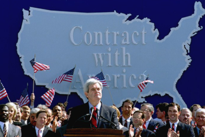 Reflections on the Contract with America – 20 Years Later