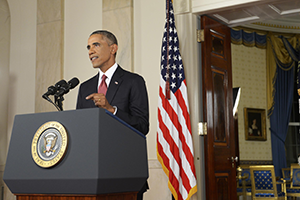 The Five Strategic Failures in President Obama's ISIS Speech