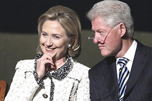 Clinton Foundation Must Shut Down Now