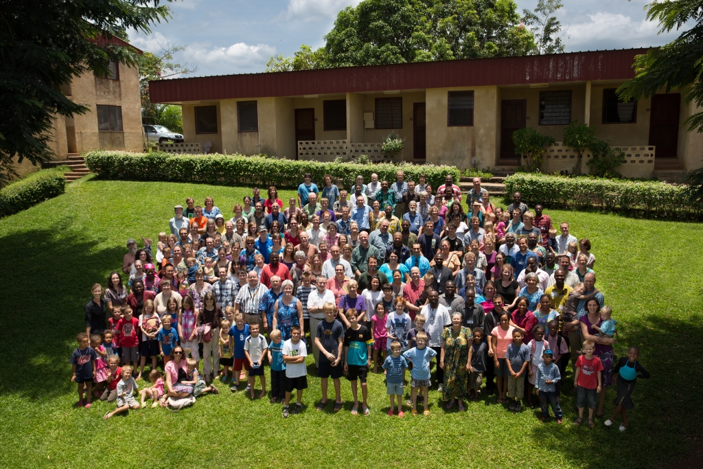 Cameroon Branch Photo 2013