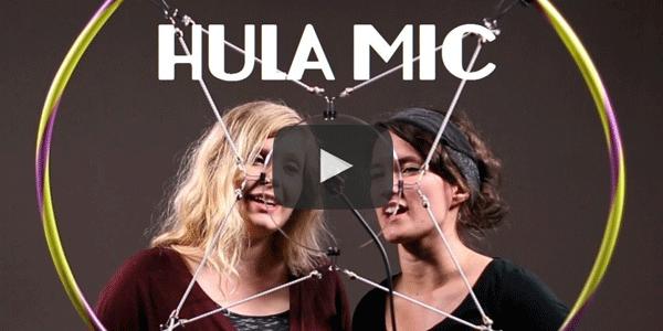 Hula Mic Instructable