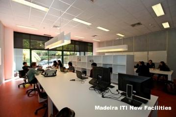 Madeira ITI New Facilities