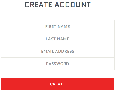 Click to create account