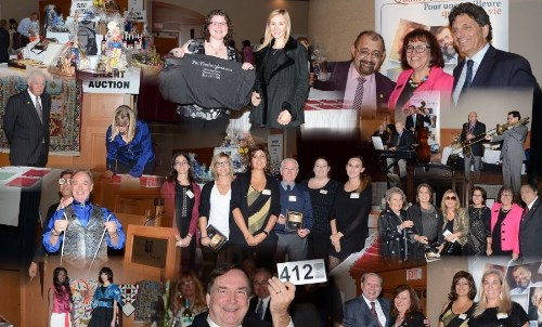 35th Reach Annual Celebrity Auction Collage