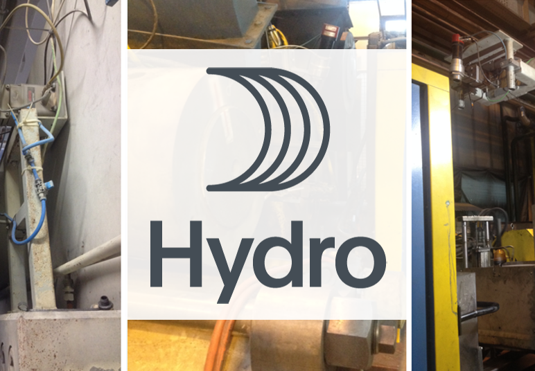 HYDRO EXTRUSIONS CASE STUDY