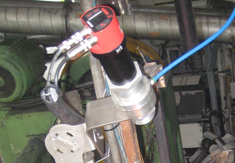 Spot Pyrometers Deliver Major Benefits For Indian Forging Industry