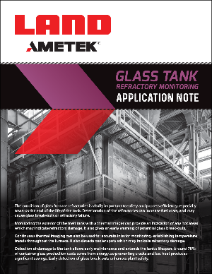 Glass Tank Refractory Monitoring