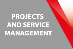 PROJECTS AND SERVICES MANAGEMENT
