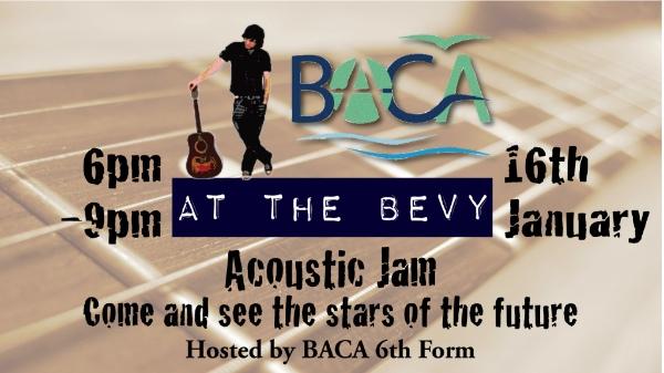 BACA at The Bevy