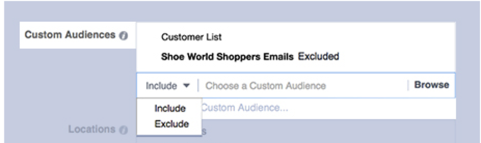 Google remarketing: Excluding audiences or Un-Marketing