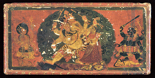 Image of Ganesh tapestry linking to the Department of History of Art