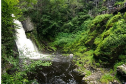 Waterfall Panorama