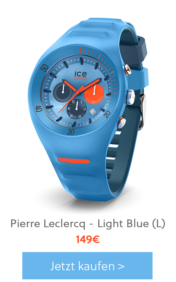 Pierre Leclercq - Light Blue