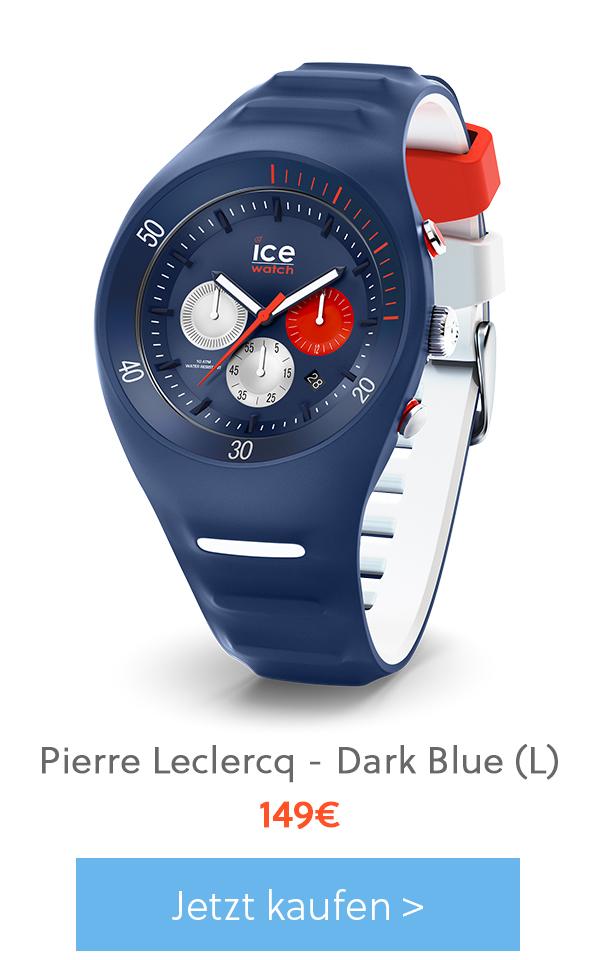 Pierre Leclercq - Dark Blue