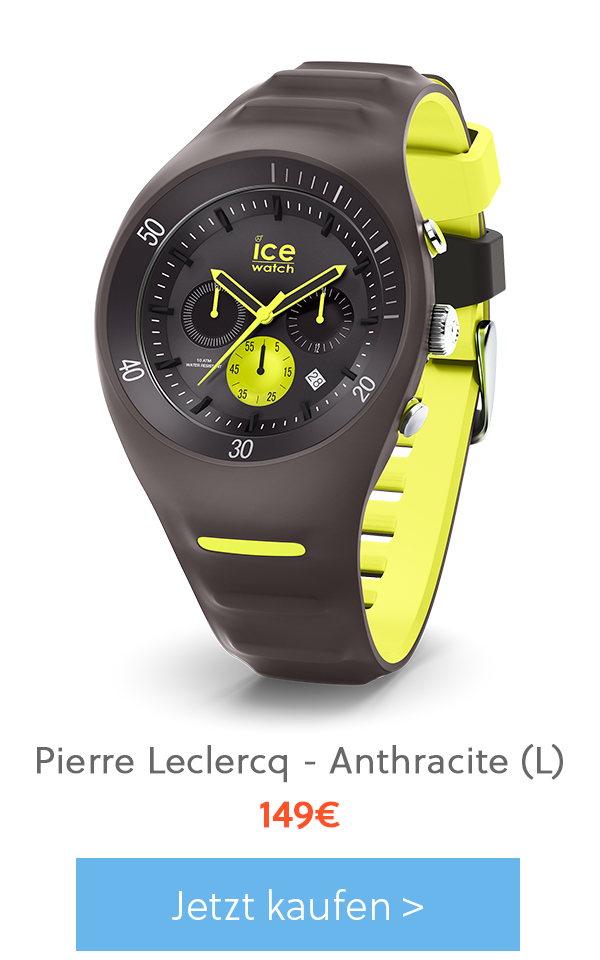Pierre Leclercq - Anthracite