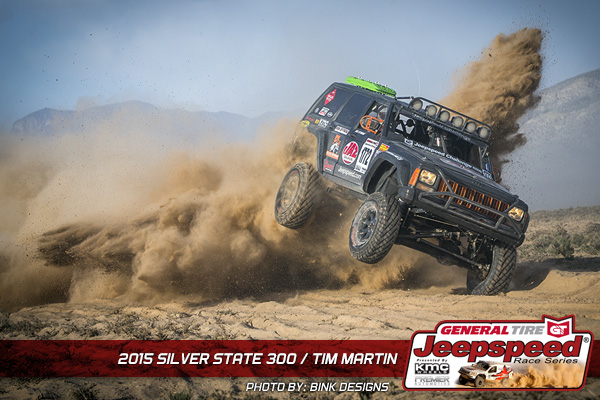 Tim Martin, Jeepspeed, Jeep Cherokee, JAZ Products