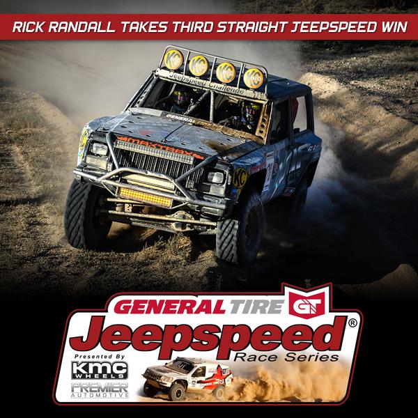General Tire Jeepspeed Silver State 300, KMC Wheels, Premier Automotive
