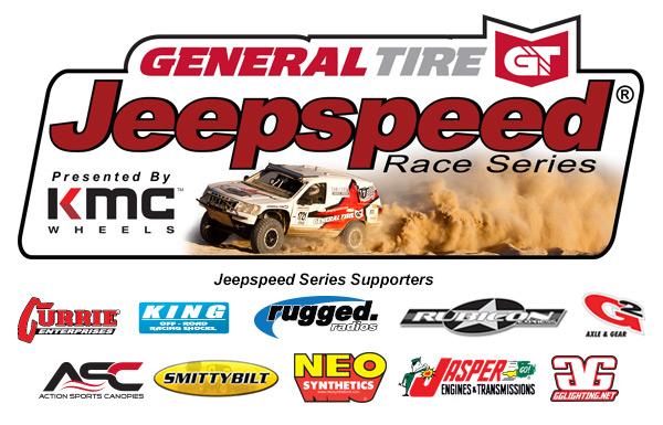 Jeepspeed Sponsors