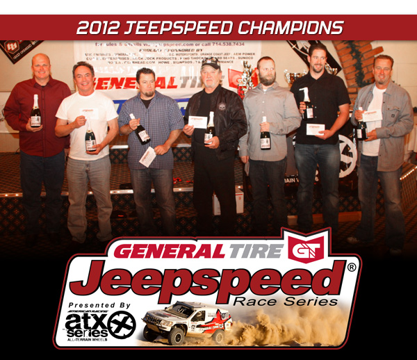 General Tire 2012 Champions