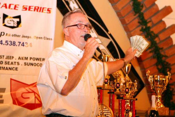 Sunoco 500 Cash Prize