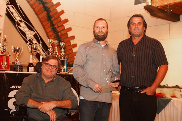 Brandon Berge, Jeepspeed Awards