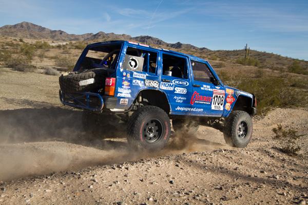 Eric Helgeson, BITD, Parker 425, General Tire, ATX Wheels, Currie Enterprises