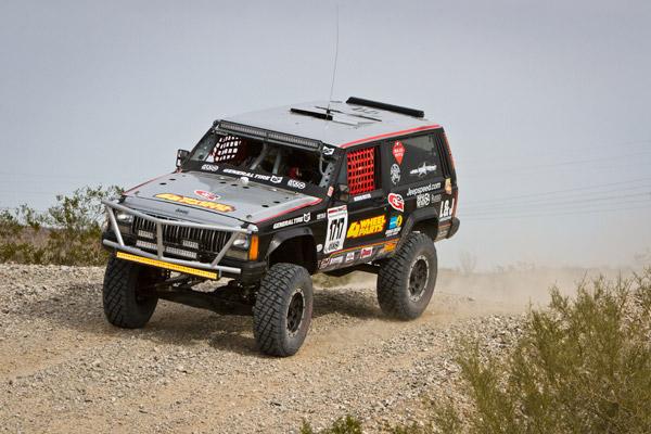 Eric Heiden, Jeepspeed Challenge, General Tire, ATX WHeels, Bink Designs