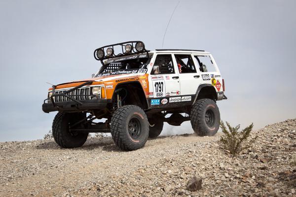 General Tire Jeepspeed Challenge, Dave Bolles, Three Amigos, ATX Wheels, Bink Designs