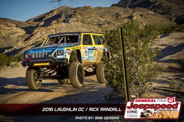 Rick Randall, Jeepspeed, General Tire, Best In The Desert, Premiere Automotive