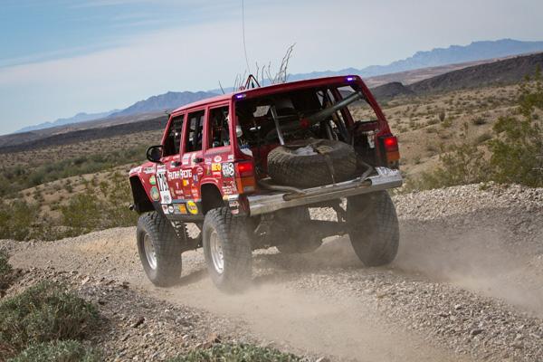 Classis Jeep Cherokee, Jeepspeed, Jeepspeed Cup
