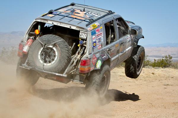 Brandon Berge, Jeepspeed Cup, General Tire