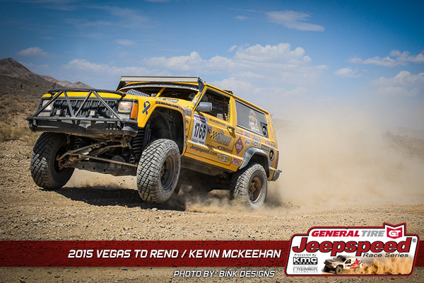 Jeepspeed, Kevin McKeehan, Vegas To Reno, Premier Automotive