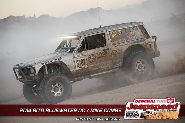 Mike Combs, Genreal Tire, ATX Wheels, Bink Designs, Bluewater Desert Challenge