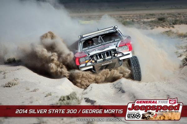 George Mortis, Jeepspeed, General Tire, Off Road, Jeep Cherokee