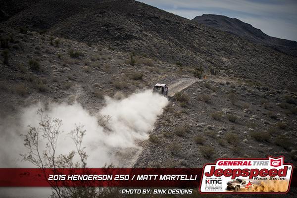 Jeepspeed, Matt Martelli, Mad Media, Henderson 250