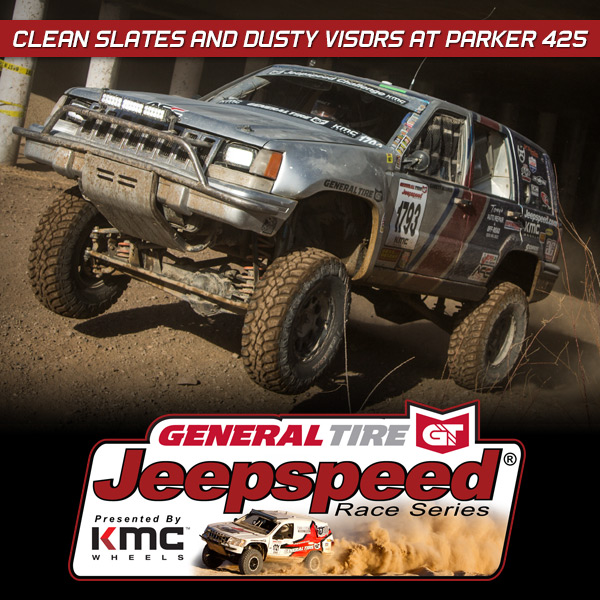 Jeepspeed Championships Decided At Pahrump 250