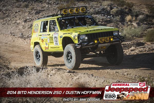 Jeepspeed, Dustin Hoffman, Jeep Cherokee
